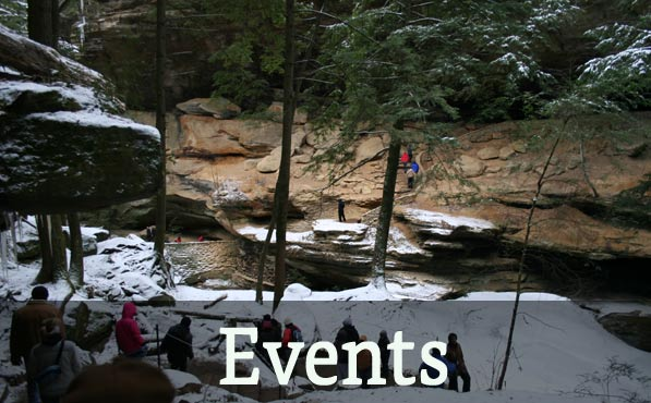 Hocking Hills Special Events